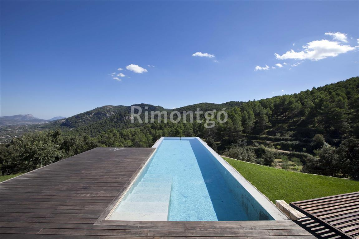 Luxury country house - finca for sale in Bocairent, Valencia